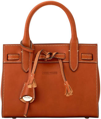 Dooney & Bourke Alto Mini Tassel Crossbody