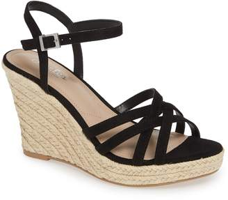 Charles by Charles David Lorne Espadrille Wedge Sandal