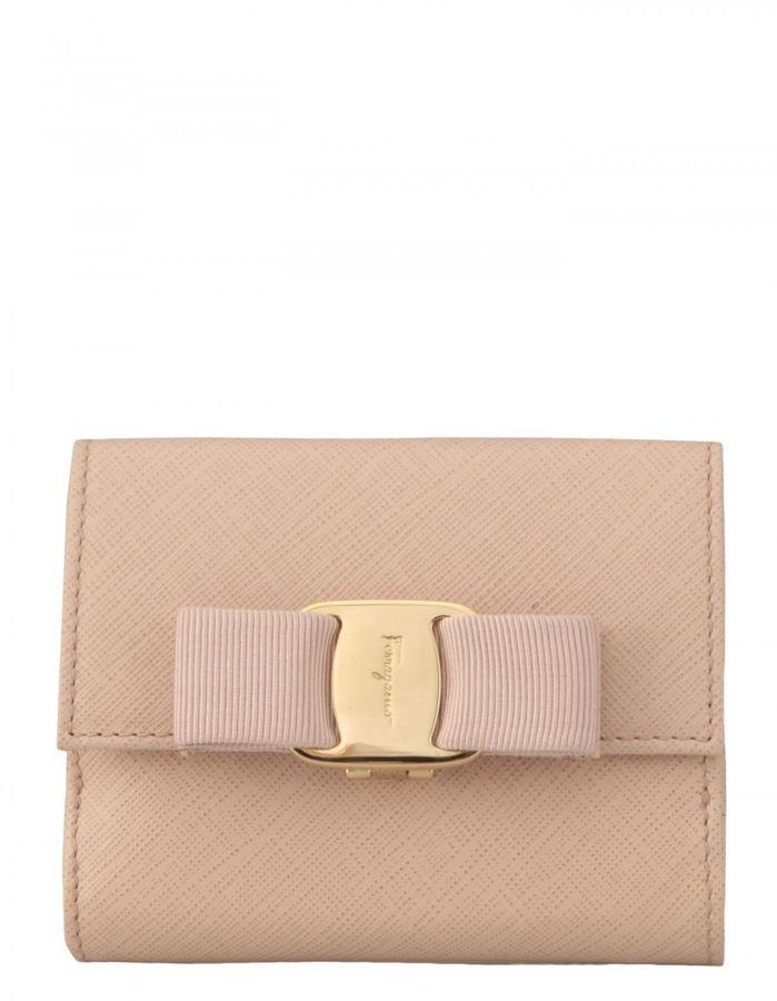 Salvatore FerragamoSalvatore Ferragamo Saffiano Leather Wallet