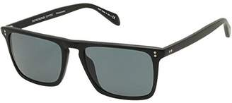 cb1fa958e0 Oliver Peoples 5189-S Bernardo Sunglasses 1031 R8 Matte Black