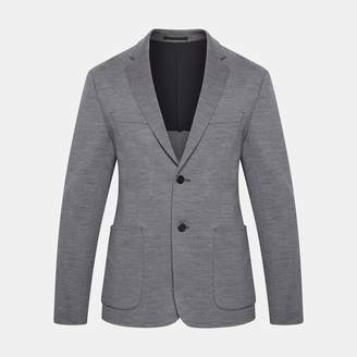 Theory Wool Interlock Clinton Jacket
