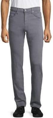J Brand Straight-Fit Pants