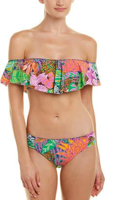 Trina Turk Topical 2Pc Bikini Set