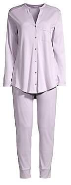 Hanro Women's Pure Essence Pajamas