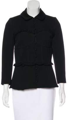 Thakoon Virgin Wool-Blend Jacket