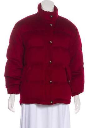 Loro Piana Cashmere Down Jacket