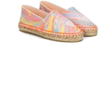 Stella McCartney marbled espadrilles