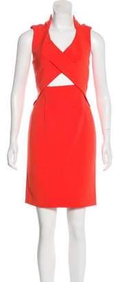 Nicholas Sleeveless Mini Dress