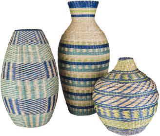 Lulu & Georgia Aracely Woven Vase