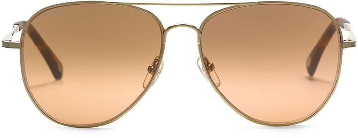 MICHAEL Michael Kors Updated Aviator Sunglasses