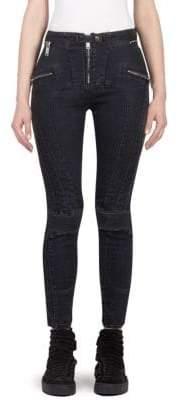 Taverniti So Ben Unravel Project Stretch Moto Jeans