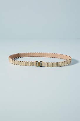 Anthropologie Skinny Tabby Belt