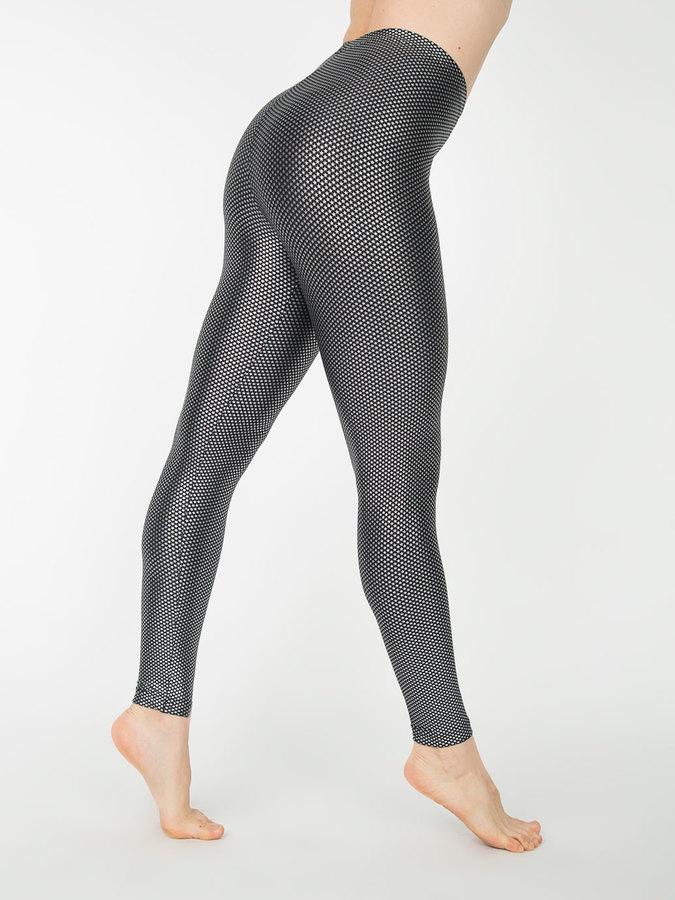 American Apparel Printed Shiny Legging