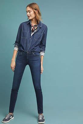 AG Jeans The Low-Rise Denim Leggings
