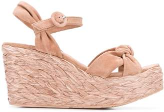 Pedro Garcia Darril wedge sandals