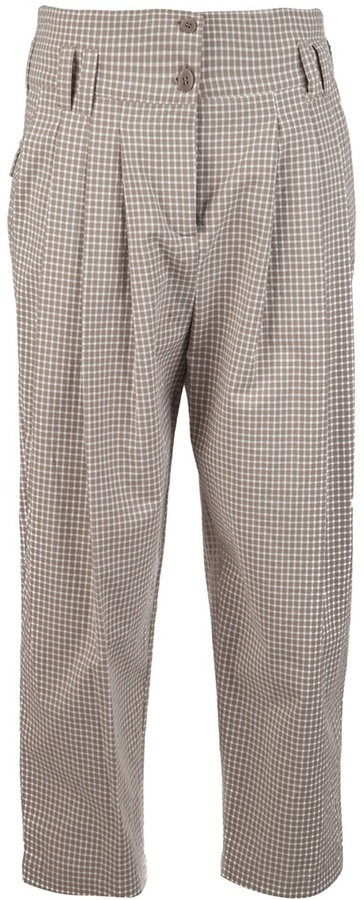 Lilith Checkered trouser