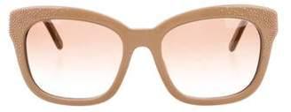 Chloé Oversize Studded Sunglasses