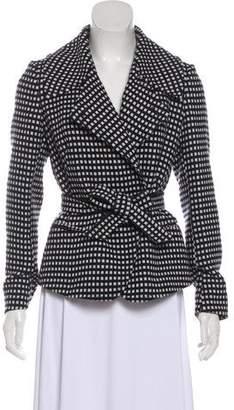 Max Mara Virgin Wool and Cashmere Blazer w/ Tags