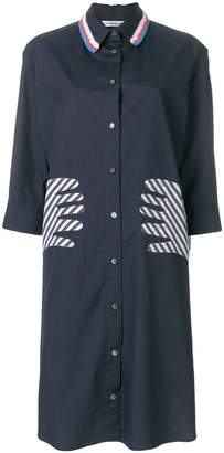 Tsumori Chisato hands motif shirt dress