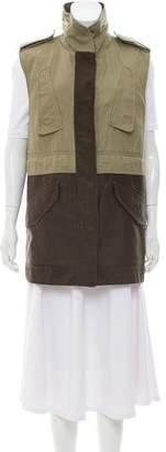 Rag & Bone Kinsley Utility Vest