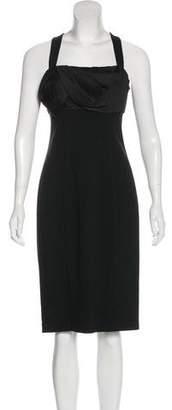 Diane von Furstenberg Sleeveless Slip Midi Dress