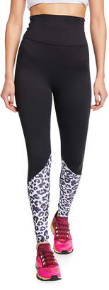 Beach Riot Jen High-Waist Paneled Leggings
