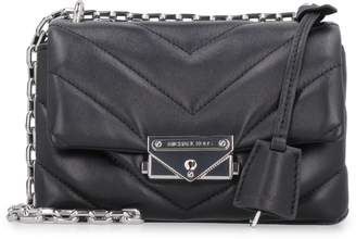 Michael Kors Cece Quilted Leather Mini Crossbody Bag