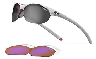 Tifosi Optics Womens Wisp 0040103101 Wrap Sunglasses