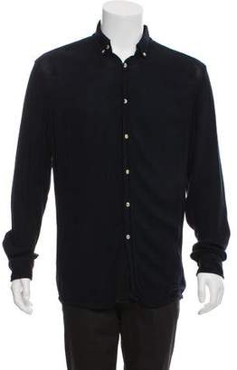 Our Legacy Woven Button-Up Shirt