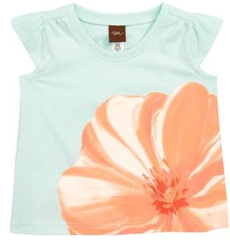 Tea Collection Flower Graphic Tee