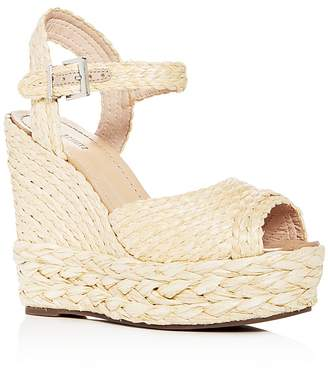 Schutz Women's Belatrix Platform Wedge Sandals