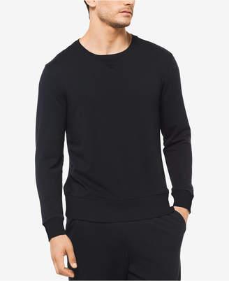 Michael Kors Men's Micro-Terry Sweatshirt