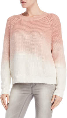 Zadig & Voltaire Kary Dip-Dyed Sweater