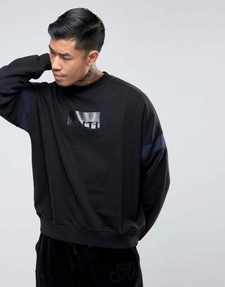 Antioch Sleeve Panel Sweater