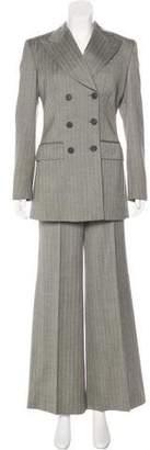 Chloé Wool Three Piece Pantsuit