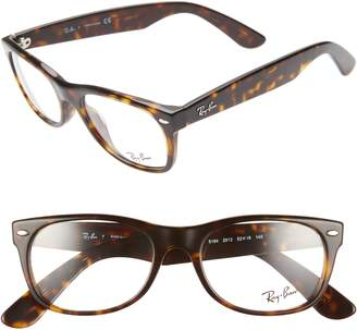 Ray-Ban 52mm Optical Glasses