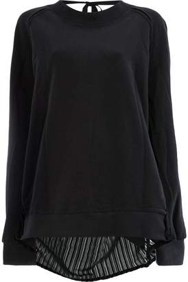 Ann Demeulemeester loose knit sweater