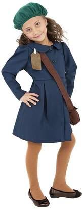Very WW2 Girl - Childs Costume