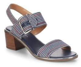 Tommy Hilfiger Katz Striped Sandals