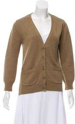 Steven Alan Knit V-Neck Cardigan
