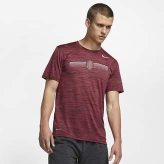 Nike Men's T-Shirt College Dri-FIT Legend Velocity (Arkansas)