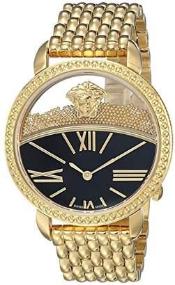 Versace Women's 'KRIOS' Swiss Quartz Stainless Steel Casual Watch