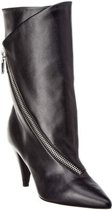 Givenchy Mid Top Leather Boot