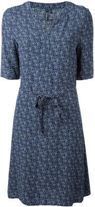 Woolrich printed shirt dress $178.11 thestylecure.com