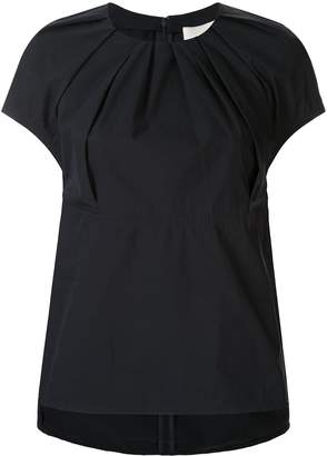 3.1 Phillip Lim ruched detail oversized blouse