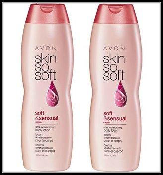 Lot of 2 Avon Skin So Soft SSS Soft & Sensual Ultra Moisturizing Body Lotion 11.8 oz.ea $14.48 thestylecure.com
