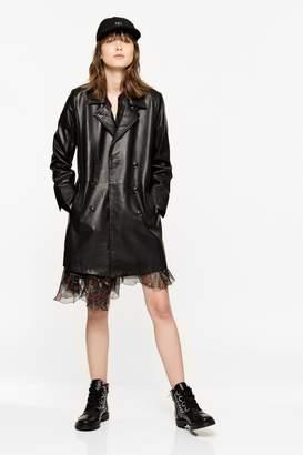 Zadig & Voltaire Mailinh Deluxe coat