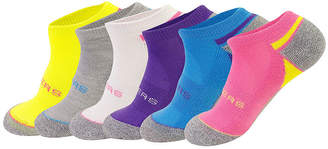 Skechers 6-pc. Low Cut Socks - Womens