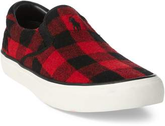 Polo Ralph Lauren Thompson Wool Slip-On Sneaker
