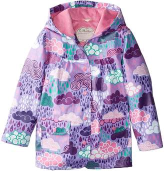 Hatley Stormy Days Classic Raincoat Girl's Coat